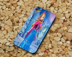 Disney frozen anna Case fit for iPhone 4/4S iPhone by Jiocase, $15.00