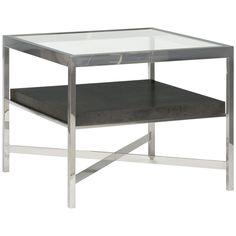 Vanguard Furniture Jasper Square Lamp Table