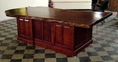 Charles Neil Woodworking - Desks - Partner'sDesks;  Custom Order Furniture