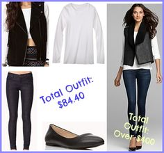 Look for Less - Causal Fall Look