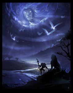 The great spirits by TLK-Ileana on DeviantArt