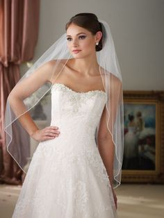 Berger - 9729 - All Dressed Up, Bridal Veil