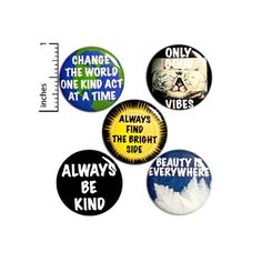 Positive Saying Buttons 5 Pack of Backpack Pins Lapel Pins Cool Brooches Badges Gift Set Cute Accessories 1 Funny Buttons, Cool Buttons, Work Jokes, Work Humor, Introvert Humor, Jacket Pins, Inspirational Memes, Bee Gifts, Work Gifts