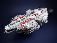 """YT-1740 Arrowhead"" by ZiO Chao: Pimped from Flickr"