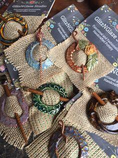 Items similar to Ceramic Shawl Pin - Blue Scarf Pin - Angel Shawl Pin - Knitwear Accessory - Shrug Closure - Scarf Jewelry - Knitwear Brooch on Etsy Polymer Clay Crafts, Polymer Clay Creations, Polymer Clay Jewelry, Scarf Jewelry, Fabric Jewelry, Jewellery, Ceramic Texture, Paperclay, Ceramic Jewelry