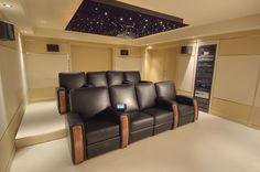 H2 Systems luxury cutom home theater Burlington Oakville Mississauga Toronto Hamilton