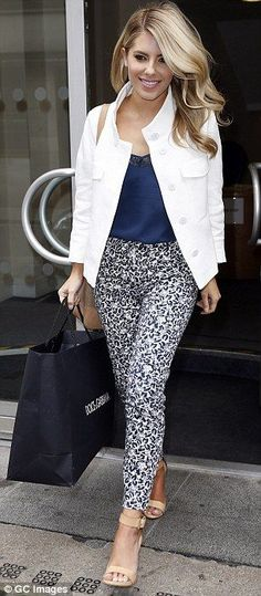 The Saturdays' Frankie Sandford and Mollie King wear similar trousers - 2019 Frankie Sandford, Mollie King, Tall Girl Fashion, King Fashion, Outfits Niños, Smart Outfit, Look, Style Inspiration, Style Ideas
