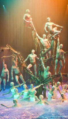 Le Reve (THE DREAM) Wynn Las Vegas - Shows - Information