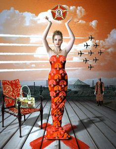 Ex African Princess. Collages by Karin Miller. Collages, Collage Art, Print Foto, African Princess, South African Artists, Africa Art, Art Themes, Photomontage, Fashion Face