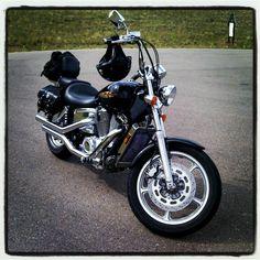 99 Honda Shadow spirit 1100