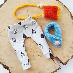Clothes for doll ❤  Shorts from limited collection designed by me :) The fabric is available at schoenetextilien.... #fabric #clothesfordolls #handmade #momlife #fashiondoll #fashion #funny #design #dollmaker #doll #printfabric #designdoll #printed #kidsdecor #drops #kidsroom #forkids #plushie #softtoy #handbag #scandistyle #lalka #dladziecka #dladziewczynek #girltoys #characterdesign