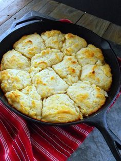 Biscuits made with 7-up or Sprite