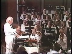 Boston Pops -- 1812 Overture -- July 4, 1976 Bicentennial -- conducted by Arthur Fiedler -- I was there!