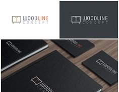 "Check out new work on my @Behance portfolio: ""Logo Woodline"" http://be.net/gallery/43348787/Logo-Woodline"