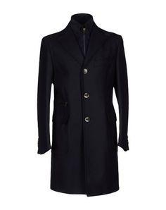 #Luigi bianchi mantova cappotto uomo Blu scuro  ad Euro 390.00 in #Luigi bianchi mantova #Uomo capispalla cappotti