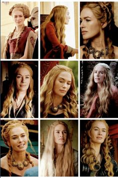 Cersei Lannister - Game of Thrones Game Of Thrones Sansa, Game Of Thrones Meme, Cercei Lannister, Jaime Lannister, Real Madrid, Manchester United, Queen Cersei, Renaissance Hairstyles, Cersei And Jaime