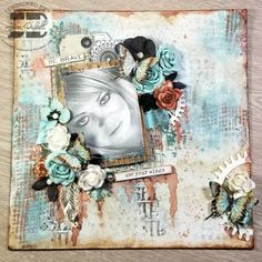 Self Portrait layout for Reneabouquets Design Team Hello Everyone, Wings, Self, Layout, Portrait, Painting, Design, Art, Art Background