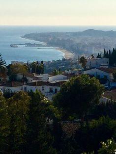 Desde Benalmádena - Provincia de Málaga - España - Foto: Iván Mora Pernía