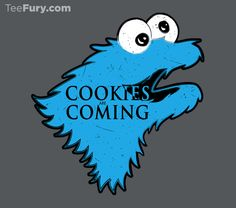 """""""Cookies are Coming"""" by ducfrench!"""