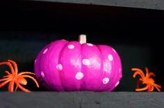 purple pumpkin