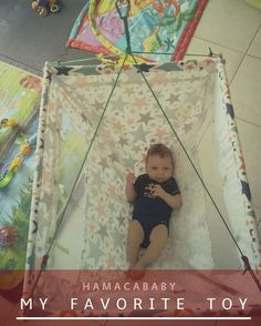 Baby #hammock and #swing.