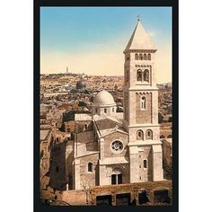 Buyenlarge 'Church of St. Savoir' by Detroit  Company Photographic Print