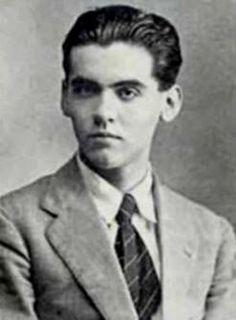 Federico García Lorca en su adolescencia.
