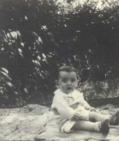 Alain Goltschmitt sadly murdered in Auschwitz on March 9, 1944 at age 4. ~Cute and angelic baby photo of Alain taken somewhere in 1941/1942~ <3 <3 <3 <3 <3