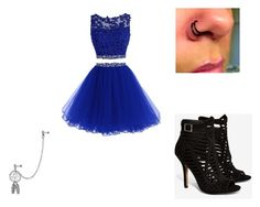 """Untitled #1007"" by skullmaster ❤ liked on Polyvore featuring Chelsea & Zoe and Bling Jewelry"