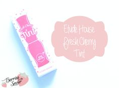 Review: Etude House Fresh Cherry Tint #etude #etudehouse #kbeauty
