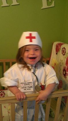 Nicu nurse Halloween costume