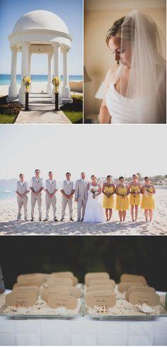 Destination Wedding ideas at Dreams Los Cabos Suites Golf Resort & Spa in Los Cabos, Mexico. #wedding