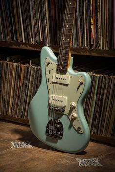 Fender Custom Shop 1964 Closet Classic Jazzmaster Sonic Blue