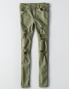 Shop Pants for Women at American Eagle and find your new favorite. Browse women's pants in all kinds of fits like cropped, skinny, jegging, Tomgirl & more. Pants For Women, Clothes For Women, Mens Outfitters, Aeropostale, Jeggings, Spring Summer Fashion, American Eagle Outfitters, Khaki Pants, Skinny