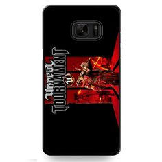 Unreal Tournament Game 3 TATUM-11551 Samsung Phonecase Cover For Samsung Galaxy Note 7