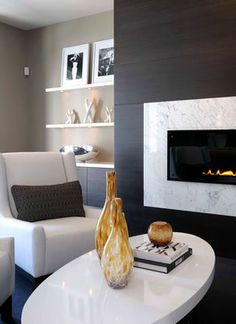 2010 HHL - Family Room - contemporary - family room - other metro - Atmosphere Interior Design Inc.