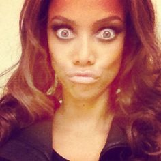 Tyra Banks est FOLLE sur Vine | HollywoodPQ.com