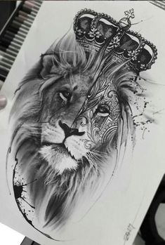Lion Tattoo Templates - Tattoos For Men: Best Men Tattoo Models Model Tattoos, Leo Tattoos, Future Tattoos, Animal Tattoos, Body Art Tattoos, Girl Tattoos, Tattoos For Guys, Sleeve Tattoos, Tattos