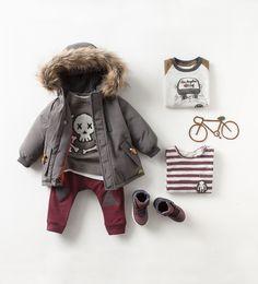 - Shop by Look - Baby boy (3 months - 3 years) - KIDS | ZARA United States from ZARA