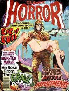 Cover for Horror Tales (Eerie Publications, 1969 series) #v9#3 [4]