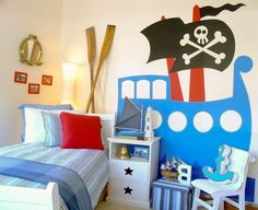Pirate Theme Room Decor Baby Rooms