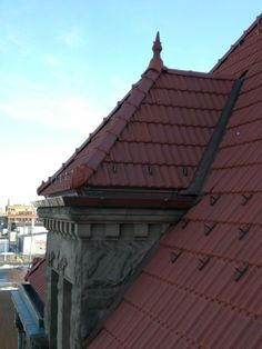Best Real Mediterranean Clay Roof Tiles Color Mixed To Simulate Aged Look Roofing Clay Roof 400 x 300