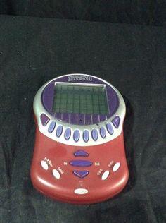 Radica Free Cell Electronic Game Big Screen Handheld  #Radica