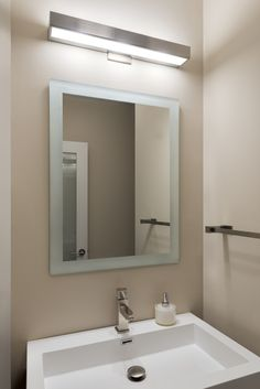 The Alpha Led Creates Great Task Lighting Ideal For Bathrooms And Vanities