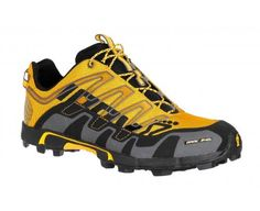 "Inov-8 Unisex Oroc 340 Spiked Racing Flat by Inov-8. $192.37. Lace guard. Aggressive lugs with tungsten spikes. Synthetic and mesh. Windproof upper. 2 chevron cushioning. Protec shank for stability. From the Manufacturer                Based in ""England's last wilderness,"" the North Pennines, inov-8 is a British company that is passionate about specialist off-road running products and creating the lightest weight, most flexible footwear on the market. Since the company..."