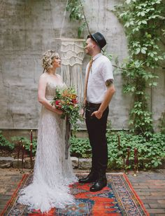 Wild Child Wedding Inspiration