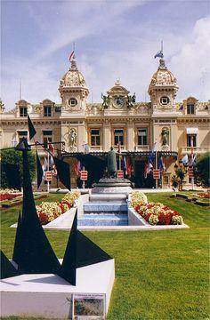 Modern Art in Monte Carlo, Monaco