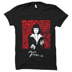 Camiseta do Filme Pulp Fiction
