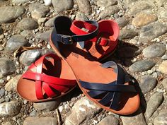Sandales Petronille, n.d.c. made by hand