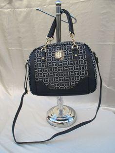 Tommy Hilfiger Bag Purse Handbag Satchel 6942924 You Choose Color Brand New Tags #TommyHilfiger #Satchel